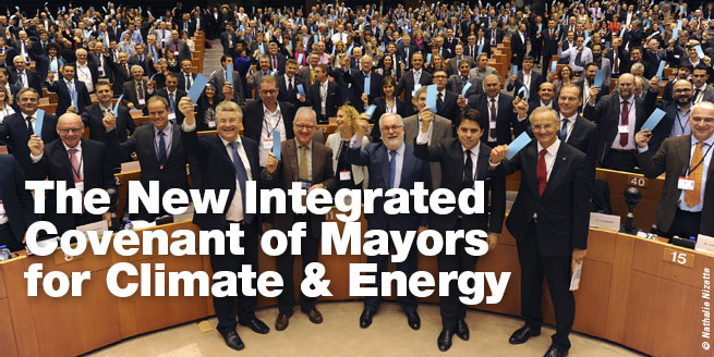 New covenant of mayors